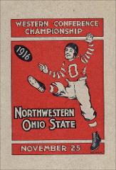 Thumbnail of OSU Football Program: November 25, 1916