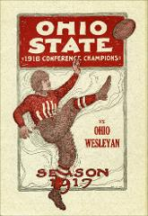 Thumbnail of OSU Football Program: October 6, 1917