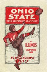 Thumbnail of OSU Football Program: November 17, 1917