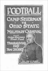 Thumbnail of OSU Football Program: November 29, 1917