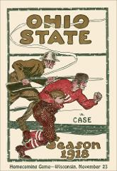 Thumbnail of OSU Football Program: November 9, 1918