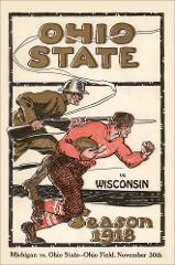 Thumbnail of OSU Football Program: November 23, 1918