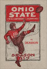 Thumbnail of OSU Football Program: October 27, 1917