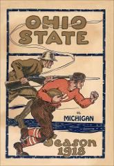 Thumbnail of OSU Football Program: November 30, 1918