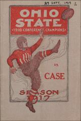 Thumbnail of OSU Football Program: September 29, 1917