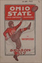 Thumbnail of OSU Football Program: October 13, 1917