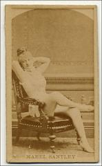 Thumbnail of Mabel Santley