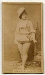 Thumbnail of Miss Walker