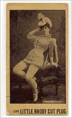 Thumbnail of Billie Barlow