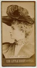Thumbnail of Maude Adams