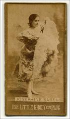 Thumbnail of Josephine Sabel