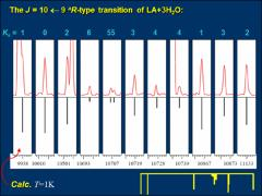 Thumbnail of CHIRPED-PULSE, FTMW SPECTROSCOPY OF THE LACTIC ACID-H$_2$O SYSTEM