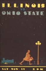 Thumbnail of OSU Football Program: November 19, 1921