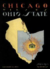 Thumbnail of OSU Football Program: November 11, 1922