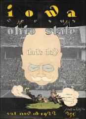 Thumbnail of OSU Football Program: November 18, 1922