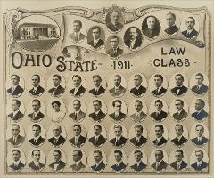 Thumbnail of Ohio State 1911 Law Class