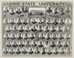 Thumbnail of Ohio State University Law Class 1912
