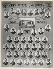 Thumbnail of Ohio State University Law Class 1913