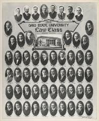 Thumbnail of 1915 Ohio State University Law Class