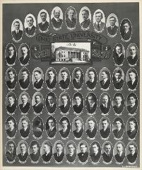 Thumbnail of Ohio State University 1916 Law Class