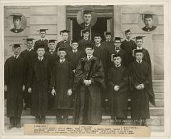 Thumbnail of Ohio State University Law Class 1921 (group pose)