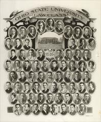 Thumbnail of Ohio State University Law Class 1928