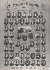 Thumbnail of Ohio State University Law Class 1903