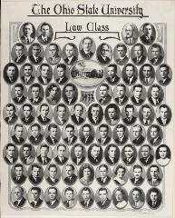 Thumbnail of Ohio State University Law Class 1933