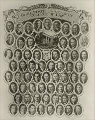 Thumbnail of Ohio State University College of Law Class of 1935