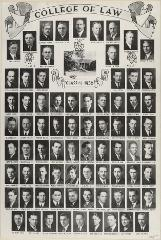 Thumbnail of College of Law Class of 1936