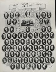 Thumbnail of Ohio State College of Law Class of 1939