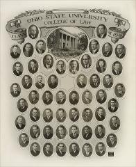 Thumbnail of Ohio State University College of Law Class of 1940