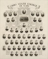 Thumbnail of Ohio State College of Law Class of 1941