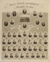Thumbnail of Ohio State University College of Law Class of 1942