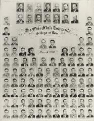 Thumbnail of Ohio State University College of Law Class of 1950