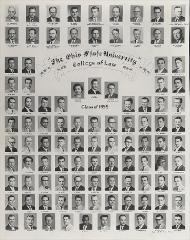 Thumbnail of Ohio State University College of Law Class of 1955