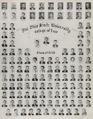 Thumbnail of Ohio State University College of Law Class of 1956