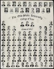 Thumbnail of Ohio State University College of Law Class of 1957