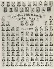 Thumbnail of Ohio State University College of Law Class of 1958