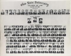 Thumbnail of Ohio State University College of Law Class of 1961