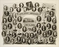 Thumbnail of Ohio State University Law Class 1908