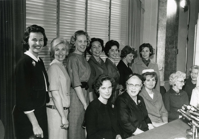 The Mercury Seven mission astronauts left their wives depressed ...
