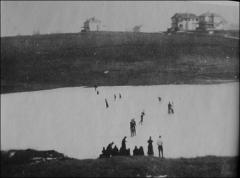 Thumbnail of Ice Skaters at Muskingum College