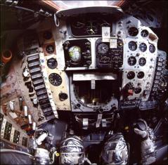 Thumbnail of Control panel of the Friendship 7 spacecraft