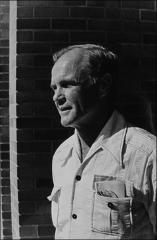 Thumbnail of John Glenn in casual dress, 1973