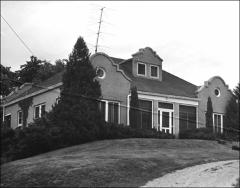 Thumbnail of Annie Castor Glenn's childhood home, circa 1950s