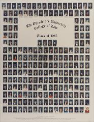 Thumbnail of Ohio State University College of Law Class of 1985