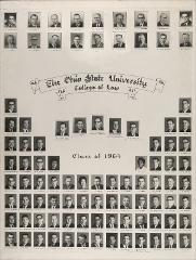 Thumbnail of Ohio State University College of Law Class of 1964