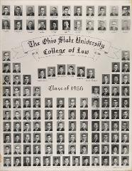 Thumbnail of Ohio State University College of Law Class of 1966