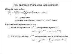 Thumbnail of APPLICATION OF EQUATION-OF-MOTION COUPLED-CLUSTER THEORY TO PHOTODETACHMENT CROSS SECTION CALCULATIONS